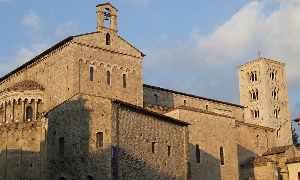 Chiesa Guarcino Ciociaria