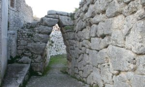 Mura Guarcino Ciociaria