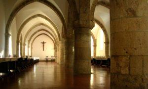 Chiesa Guarcino Interno