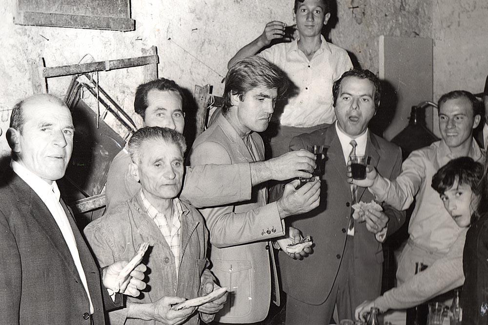 Erzinio dal 1950 a Guarcino