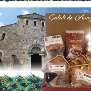 Cesto Natalizio Cattedrale di Anagni