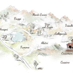 Cesto Natalizio Casamari