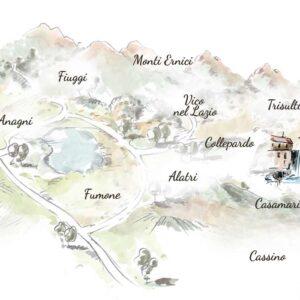 Cesto Natalizio Isola Liri