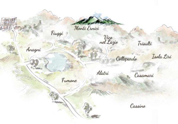 Cesto Natalizio Monti Ernici