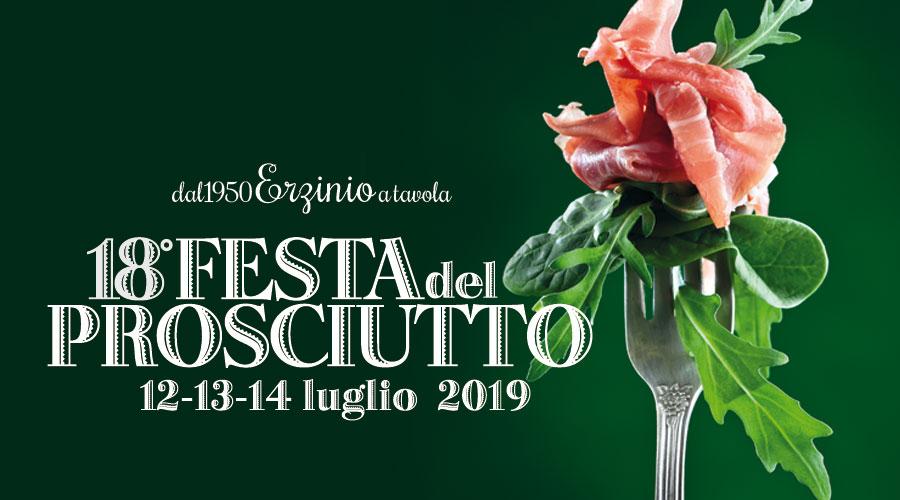 Festa del Prosciutto Erzinio 2019