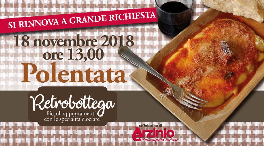 Polentata Erzinio Guarcino