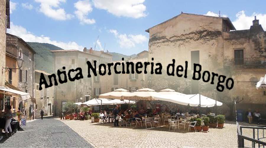 Antica Norcineria del Borgo Sermoneta Partner Erzinio