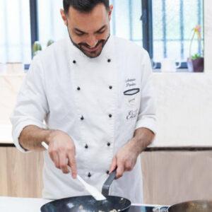 Chef Paolino Guanciale Erzinio