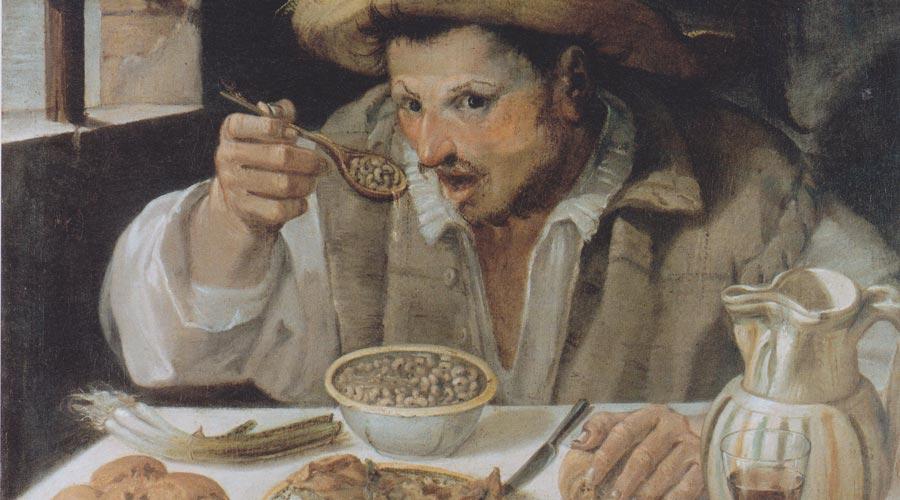 Mangiatore di Fagioli Erzinio