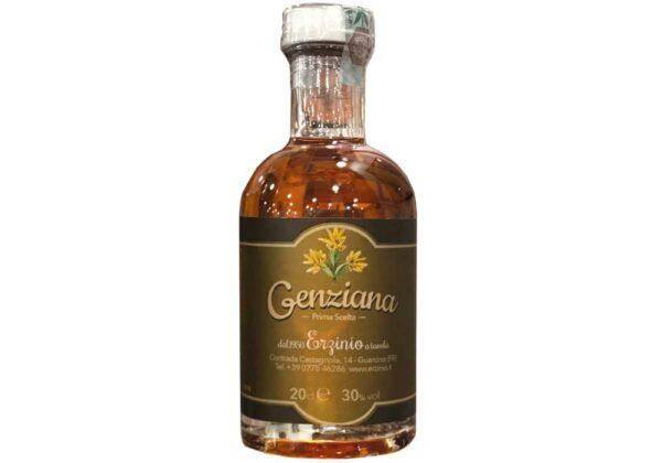 Genziana Liquore Erzinio