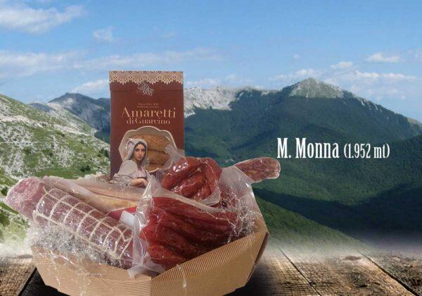 Pacco Monte Monna Prodotti Ciociari