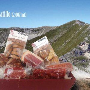 Pacco Monte Pratillo Prodotti Ciociari