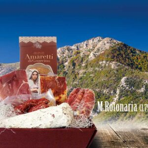 Pacco Monte Rotonaria Prodotti Ciociari