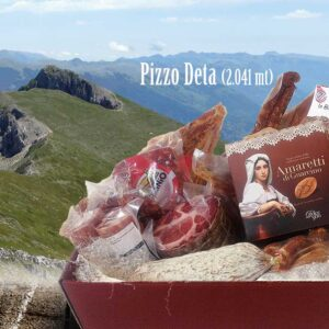 Pacco Pizzo Deta Prodotti Ciociari