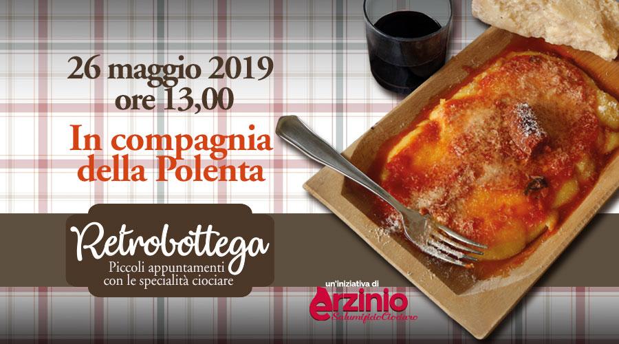 Polentata Guarcino Erzinio 26 Maggio