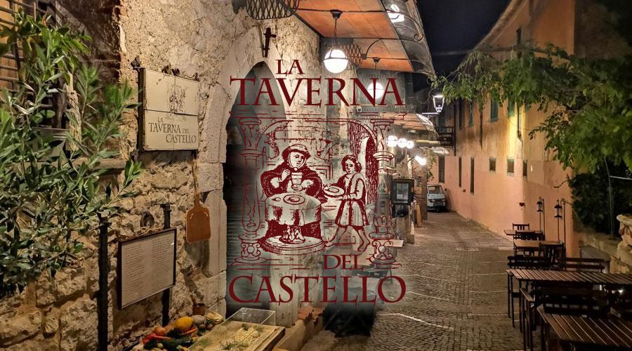 La Taverna del Castello Partner Erzinio Fiuggi