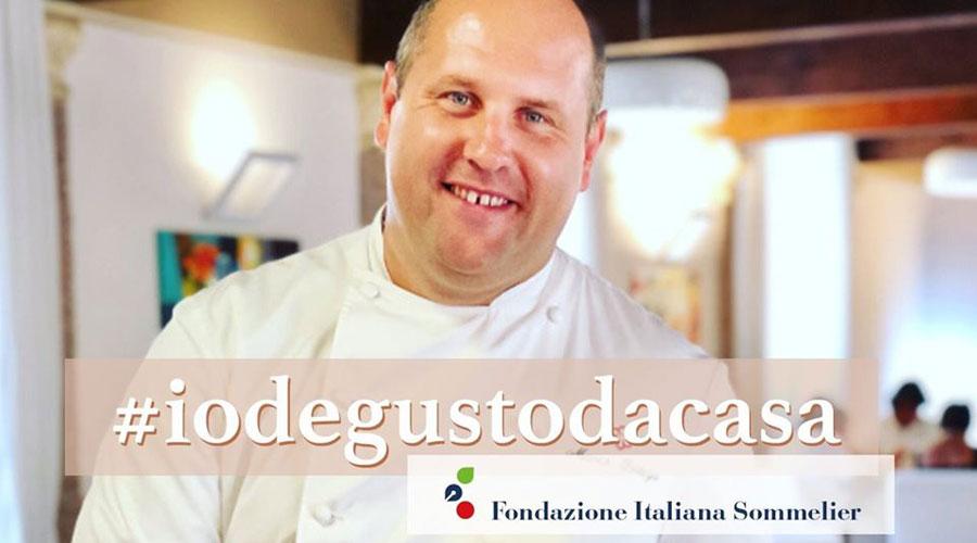 Io Degusto Da Casa Fondazione Italiana Sommelier