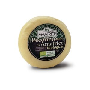 Pecorino Biologico Amatrice