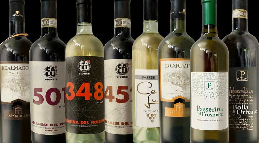 Acquista Online Vino Cesanese Cabernet Atina