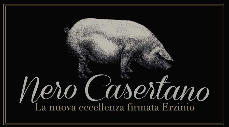 Nero Casertano Produzione Ciociara Erzinio