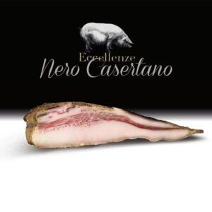 Guanciale Nero Casertano