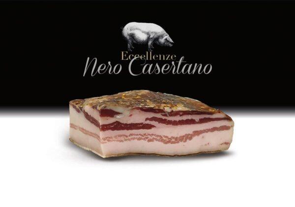 Pancetta Nero Casertano