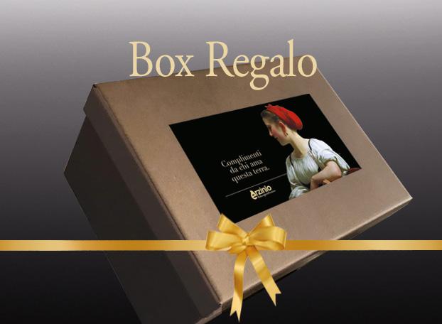 Box Regalo Prodotti CiociariaBox Regalo Prodotti Ciociaria
