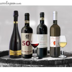 Wine Tasting Offerta Vini Lazio